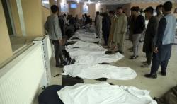 U bombaškom napadu kod škole za devojčice u Kabulu 50 stradalih