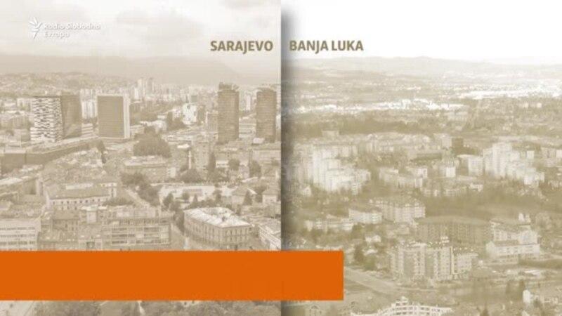 U čemu se (ne) slažu gradonačelnica Sarajeva i gradonačelnik Banje Luke