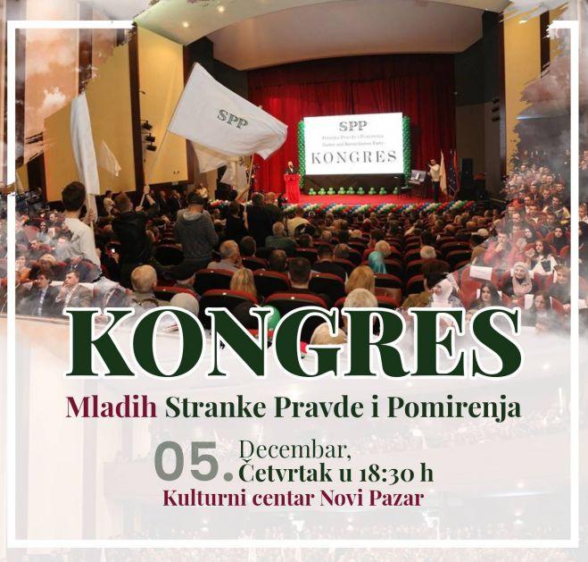 U četvrtak Izborni Kongres Mladih SPP