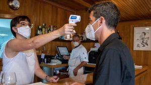 U delu Španije produžen policijski čas zbog korona virusa