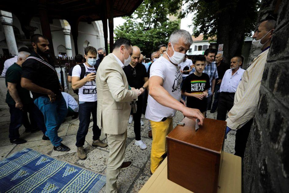U džamijama u BiH i dijaspori prikupljana pomoć za Sandžak
