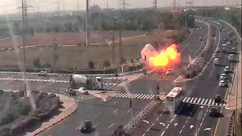 U izraelskim udarima na Gazu poginula dva Palestinca