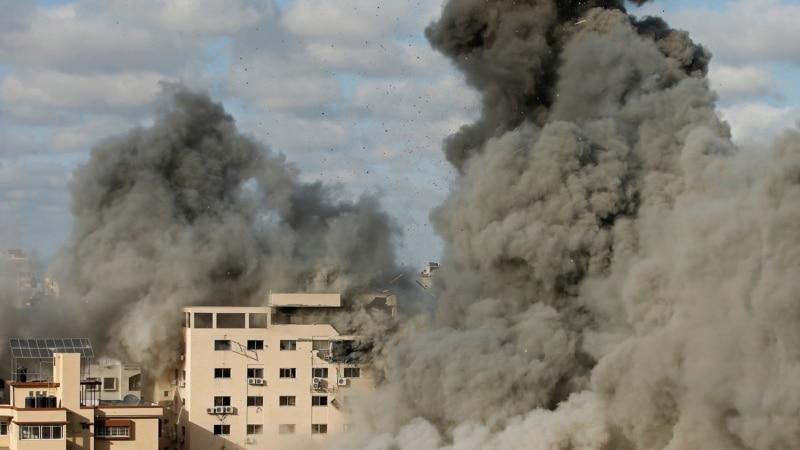 U izraelskom napadu na Gazu ubijen palestinski zapovjednik