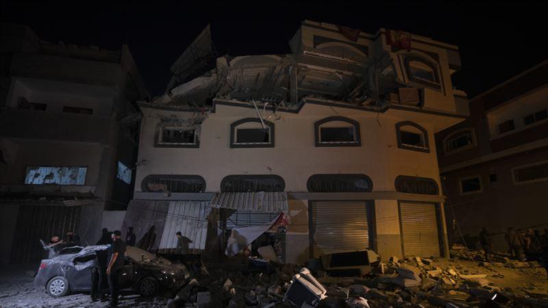 U izraelskom vazdušnom udaru na Gazu ubijen komandant Islamskog džihada
