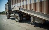 U kamionu na Vrškoj Čuki zaplenjena roba vredna više od 25.000 evra