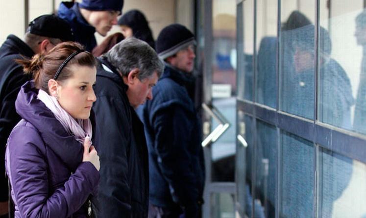 U maju u Srbiji bez posla ostalo 10.000 ljudi