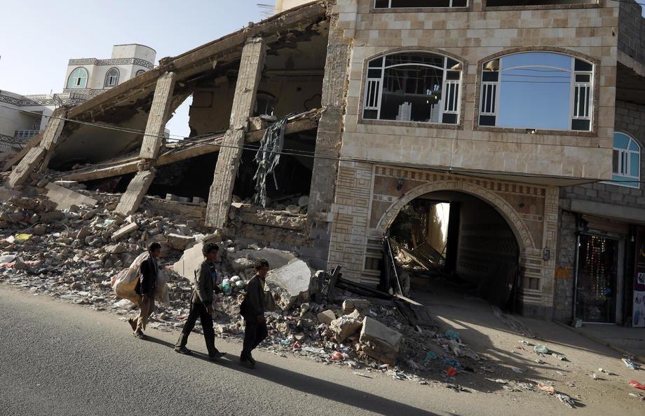 U napadu Huta u Jemenu 40 poginulih, desetine ranjene