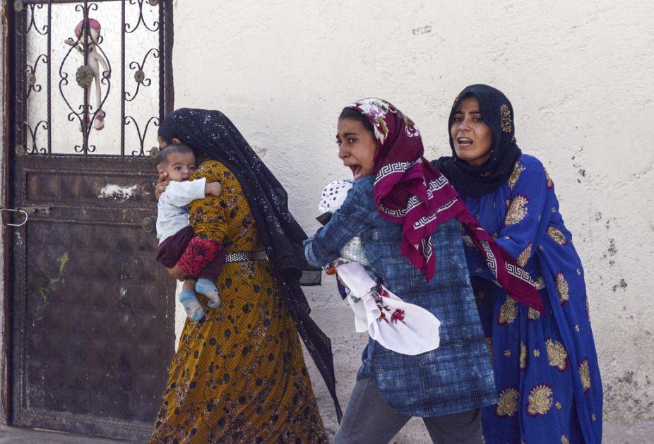 U napadu Kurda na turske gradove dve žrtve, stradala i beba