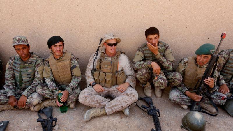 Desetine stradalih u napadu na avganistansku bazu