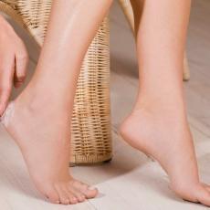 U nekoliko koraka: Do negovanih stopala i peta
