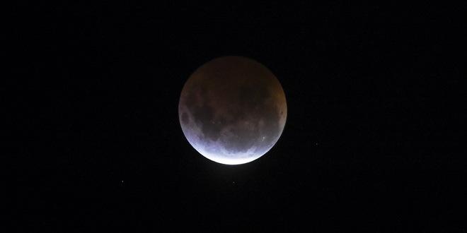 U noći između utorka i srede pomračenje Meseca