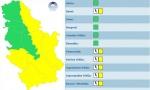 U ovom delu Srbije upaljen žuti meteoalarm: Opet nas očekuju nepogode - DETALJNA VREMENSKA PROGNOZA