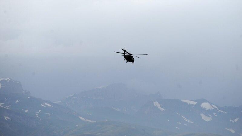 U padu helikoptera u Turskoj poginulo 11 vojnika