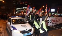 U petak četvrti protest Jedan od pet miliona u Novom Sadu
