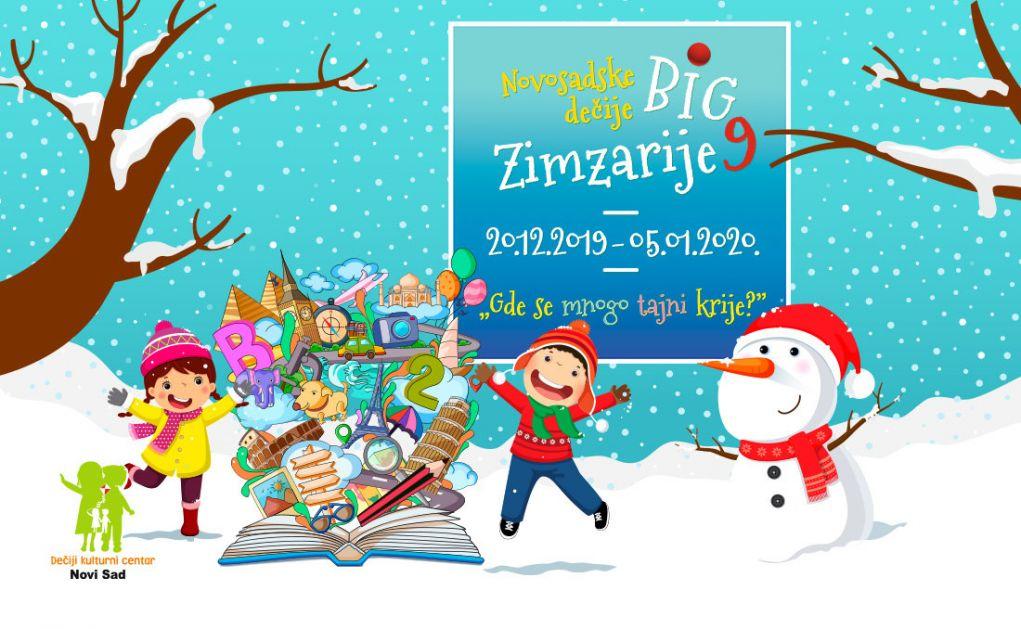 Novosadske Zimzarije počinju sutra i traju do 14. januara