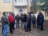 Prokupački policajaci protestuju zbog premeštanja u druge gradove
