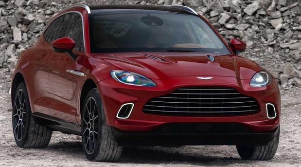 U planu Aston Martin DBX u novim verzijama