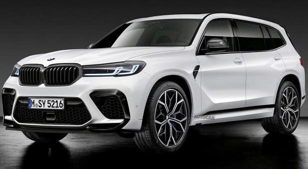 U planu i BMW X8 M