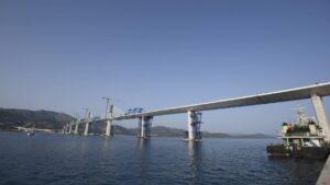 Spojen Pelješki most, Plenković kaže da je Hrvatska spojena (FOTO/VIDEO)