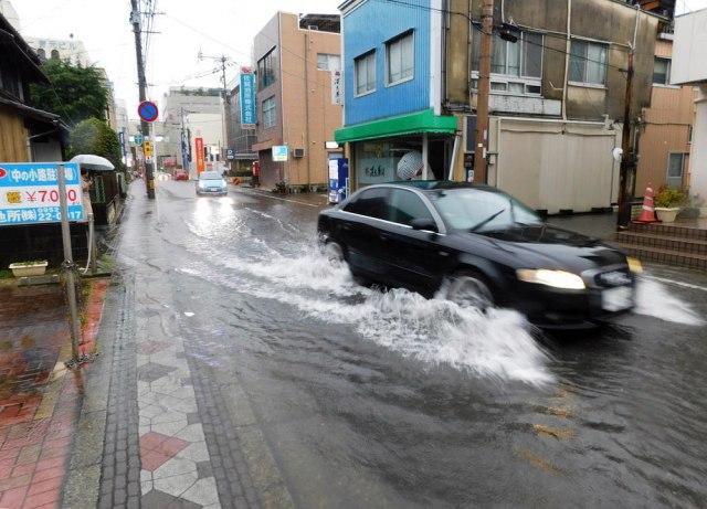 U poplavama u Japanu 44 osobe izgubile život