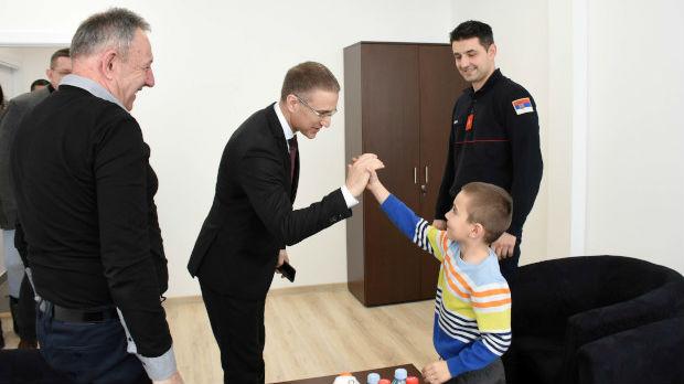 U porodici Jović poziv vatrogasca prerasta u tradiciju