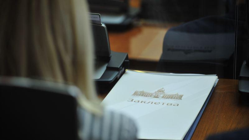 U poslaničkoj klupi Skupštine Srbije sa krivičnom prijavom za ratne zločine u BiH