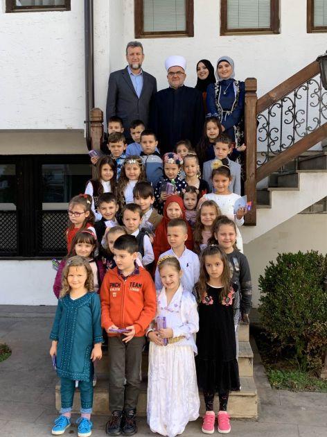 U povodu Dana Sandžaka polaznici Reude posjetili muftiju Dudića