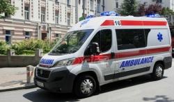 U požaru na Novom Beogradu nema povredjenih, a motociklista povredjen na Banovom Brdu