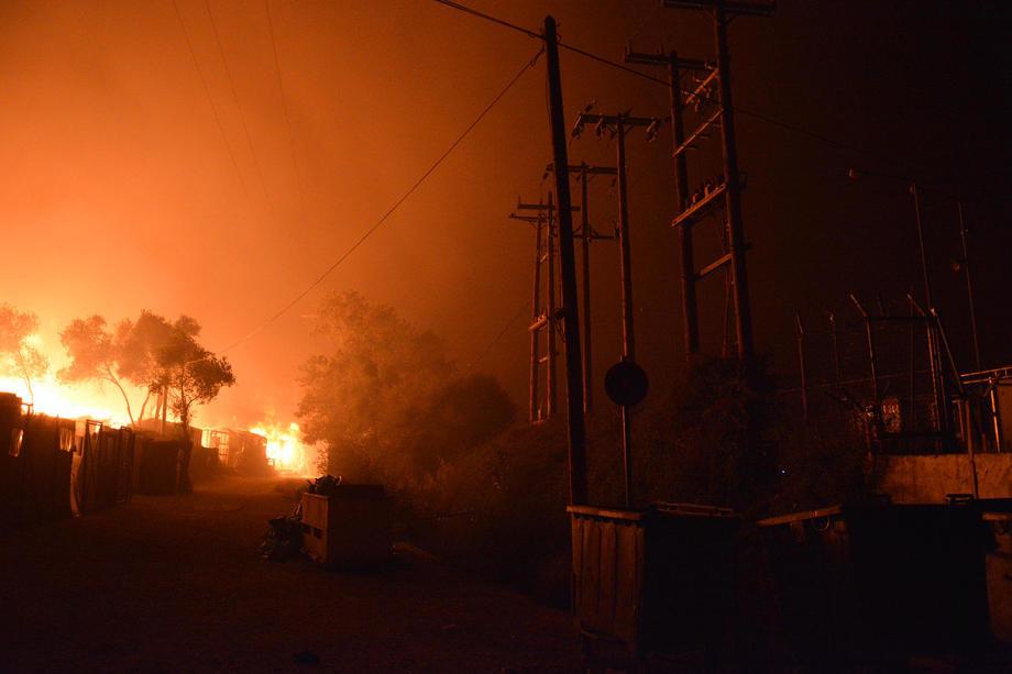 U požaru poginulo najmanje 14 ljudi u Kini