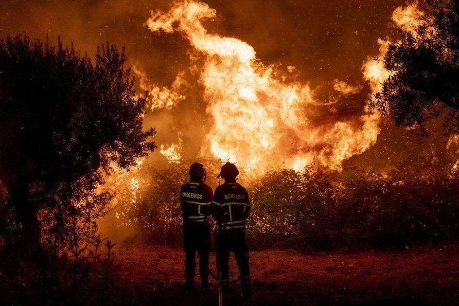 U požaru u Portugaliji povređena 31 osoba