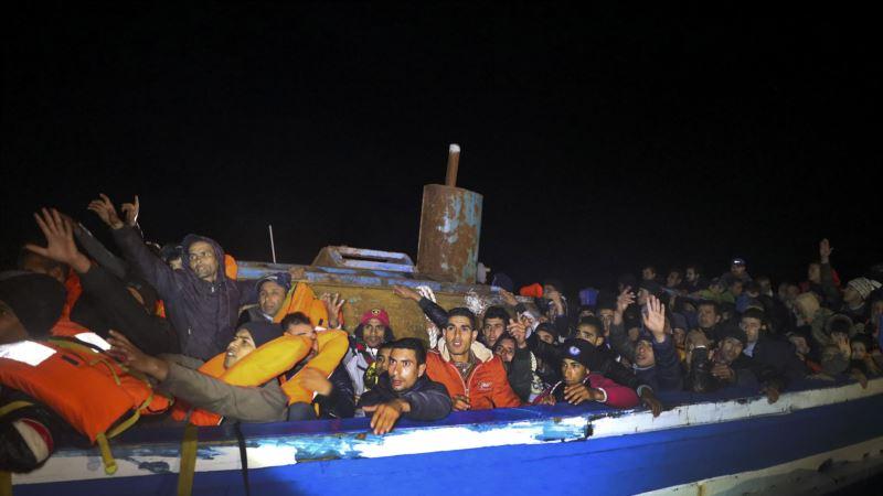 U prevrtanju kamiona u Libiji poginulo 19 migranata