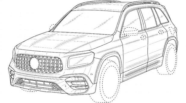 U pripremi i Mercedes-AMG GLB 45