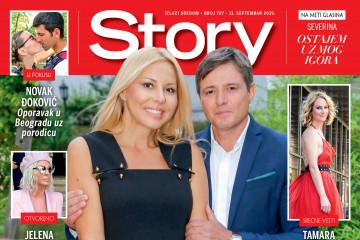 U prodaji je 727. broj magazina STORY!