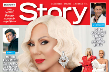 """U prodaji je 736. broj magazina """"STORY""""!"""