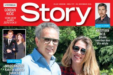 """U prodaji je 737. broj magazina """"STORY""""!"""