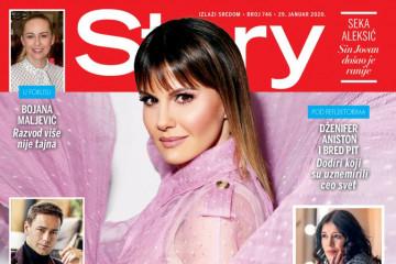 """U prodaji je 746. broj magazina """"STORY""""!"""