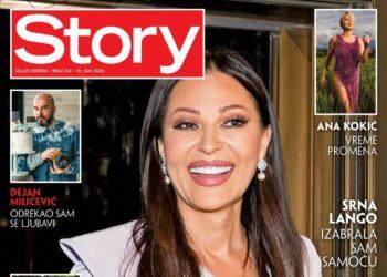 """U prodaji je 762. broj magazina """"STORY""""!"""