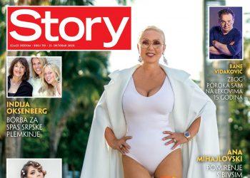"""U prodaji je 781. broj magazina """"STORY""""!"""