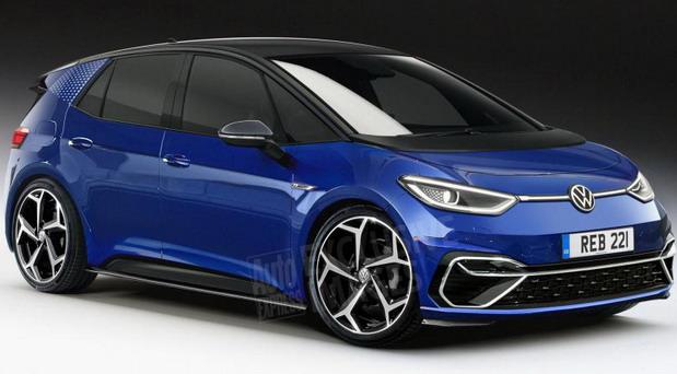U razmatranju i Volkswagen ID.3 R