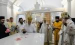 U rodnom mestu patrijarha Pavla osvećena crkva i služena prva liturgija: Da zlo svagda bude iza nas (VIDEO/FOTO)