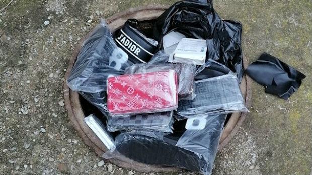 U šahti na Gradini pronađene čizme, cipele i novčanici