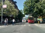 U saobraćajnoj nesreći u centru Prokuplja poginuo muškarac