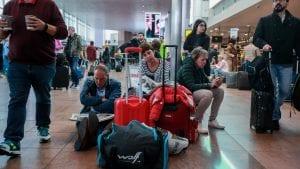 U sredu bez letova u Belgiji zbog opšteg štrajka