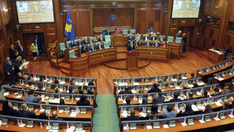 U sredu izbor nove Vlade Kosova