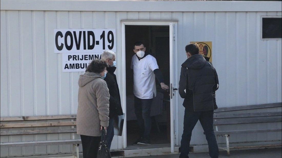 U srpskim sredinama na Kosovu i Metohiji devet novozaraženih