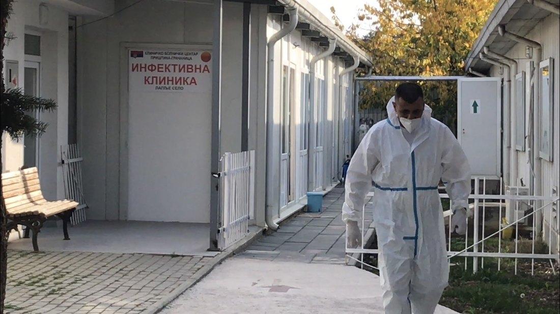 U srpskim sredinama na Kosovu i Metohiji osam novih slučajeva korona virusa