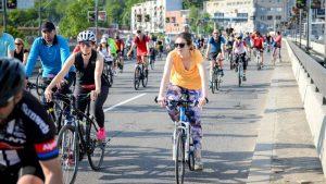 U subotu 117. biciklistička vožnja Kritična masa – Platanska ljubav
