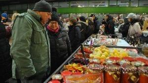 U subotu na pijacama dodatne mere kontrole broja ljudi