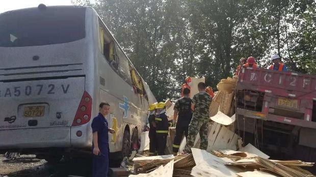 U sudaru u Kini poginulo 36 osoba