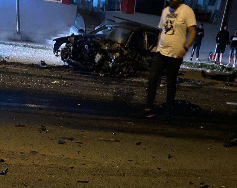 U teškom udesu kod Novog Pazara nastradala četiri mladića!?